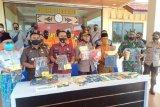 Polisi ringkus spesialis pembobol ATM gondol Rp365 juta