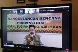 Satgas Karhutla Riau catat penurunan signifikan luas kebakaran