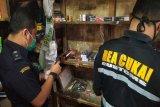 Bea Cukai razia rokok ilegal di Temanggung