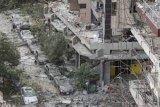 Beirut bergolak karena ledakan, jumlah korban tewas capai 100 jiwa