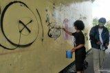 Pemkot Pariaman bina komunitas grafiti yang merusak keindahan kota