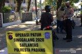 Kesadaran warga pakai helm masih rendah dan masih abai terhadap keselamatannya
