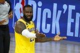 LeBron James: NBA tak sedih karena tak ditonton Donald Trump