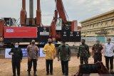 Gubernur Sumsel bantu pembangunan gedung  mapolda Rp77 miliar