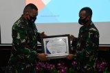 Kodim Dumai terbaik dalam pelayanan KB sejuta akseptor di Riau