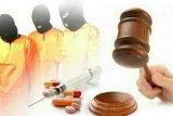 Dituntut 20 tahun,  PN Bengkalis justru vonis mati dua sindikat narkoba internasional
