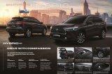 Toyota tawarkan Corolla Cross bermesin HEV