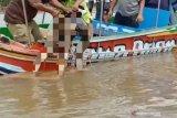 Tim SAR temukan dua penumpang kapal tenggelam di Sungai Lilin Sumsel