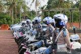Tindakan tilang Operasi Patuh Nala di Bengkulu turun 71 persen