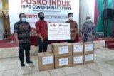 Pemkot Makassar terima bantuan perlengkapan APD dari Kawan Lama Foundation