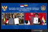 Kolombia harapkan