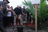 Musi Banyuasin bangun jalan produksi sawit