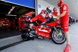 Delapan tahun bergabung, Dovizioso akan tinggalkan Ducati