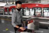 LAYANAN PEMBAYARAN TIKET NIRSENTUH LRT JAKARTA