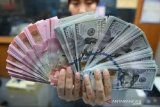 Rupiah ditutup melemah pada Senin  terimbas kisruh AS-China