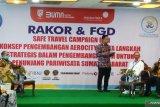 Angkasa Pura II gagas konsep aerocity di Bandara Internasional Minangkabau