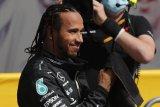 Alasan Hamilton belum perpanjang kontrak dengan Mercedes