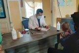 Di Seimanggaris, Personel Satgas Pamtas dan Komunitas Motor Ikut Terlibat