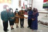 Bupati Gumas apresiasi pengabdian Ketua PA Kuala Kurun