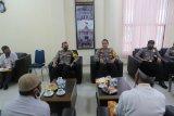 Polres - KPU koordinasi kesiapan hadapi tahapan Pilkada Dumai