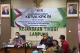 KPK ingatkan potensi penyimpangan dana COVID-19 dan pilkada bersih di Lampung