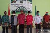 Kemenag Donggala teken MoU penyelesaian sertifikat tanah wakaf