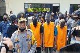 Kapolda Kalsel:  Ungkap 300 kg sabu untuk kado HUT RI
