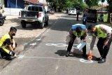 Kakak adik selamat, orang tua tewas seketika usai dihantam mobil di Palangka Raya