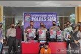 Polisi Siak tangkap pembunuh dan pencabul anak di Nias