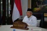 Wapres: Lembaga keuangan mikro syariah akan dapat bansos produktif