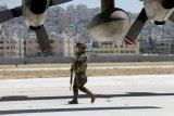 Ledakan besar mengguncang pangkalan militer Yordania