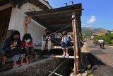 Jaringan XL Axiata di lereng Gunung Merapi