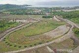 Kawasan Sirkuit MotoGP di Mandalika masuk tahap pembersihan lahan