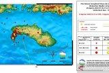 Gempa susulan masih  terjadi di Sumba Barat Daya
