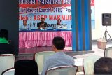 Lampung Timur sosialisasikan perda pencegahan  konflik sosial