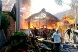 Enam rumah warga Samili Bima dilalap Si Jago Merah