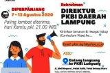 Perpanjangan Waktu Rekrutmen Direktur Eksekutif PKBI Lampung