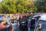 Pelaku penabrak enam mobil beruntun di Imam Bonjol merupakan polisi