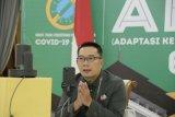 Kang Emil resmi daftarkan diri jadi relawan uji coba klinis tahap tiga vaksin COVID-19