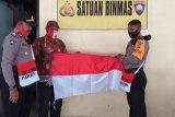 Polisi Jayawijaya ajak warga pasang umbul-umbul sambut HUT RI