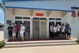 Ratusan TKA asal China di PT BAI Bintan jalani tes usap COVID-19