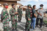 TNI-Polri lakukan patroli di Gunung Sinabung