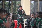 Danrem 173/PVB bekali prajurit Yonif Raider 500/Sikatan tentang kondisi Papua