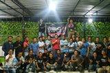 Kolaborasi komunitas Sumbawa menempuh 110 kilometer antar daging kurban