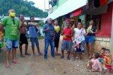 Pemuda Papua bagikan 1.000 masker ke warga terdampak COVID-19