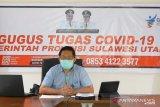Sepekan terakhir kasus baru COVID-19 di Sulawesi Utara menurun