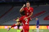 Vidal : Lewandowski hebat tapi tak bisa dibandingkan dengan Messi