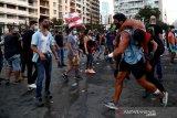 Pemerintah Lebanon bubar dan PM mengundurkan diri setelah ledakan