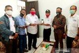 SMSI tunjukkan solidaritas untuk Kabiro ANTARA Kalteng periode 2011-2015
