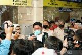 Gubernur Sumsel: Denda tidak gunakan masker segera diberlakukan